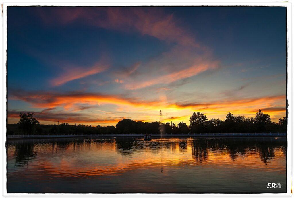Riolobos Cáceres | Parque de la laguna