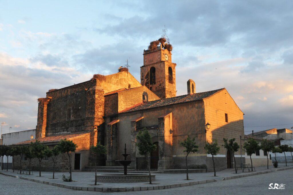 Riolobos Cáceres | Iglesia de Santa Catalina